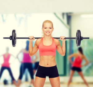 squat oefening